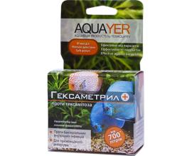 Лекарство для рыб Aquayer Гексаметрил