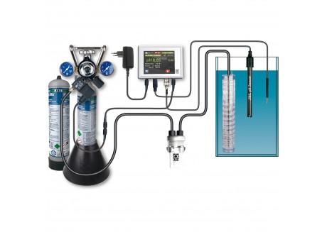 PH-Контроллер сенсорный для аквариума JBL ProFlora pH-Control Touch (6318700)