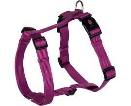 Шлея для собак Hunter Vario-Rapid нейлон фиолетовая