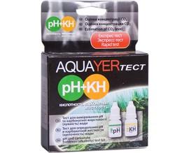 Тест для аквариума Aquayer рН+KH