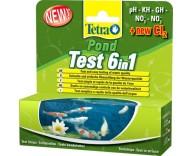 Тест для пруда Tetra Pond Test 6 in 1
