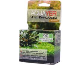 Удобрение для растений в аквариуме Aquayer Удо Ермолаева, 90 табл