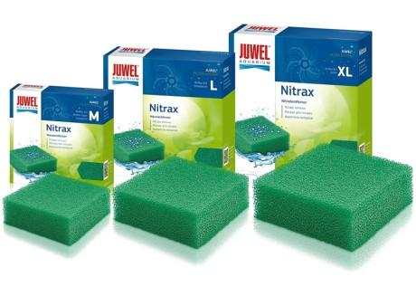 Вкладыш в аквариумный фильтр противонитратный Juwel Nitrax