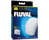 Вкладыш волокнистый в фильтры Fluval 104/105/106, 204/205/206, 3 шт (A242)