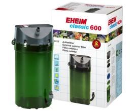 Внешний фильтр для аквариума EHEIM classic 600 Plus (2217020)