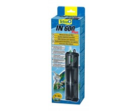 Внутренний фильтр для аквариума 50-100 л Tetra IN 600 Plus (607651)