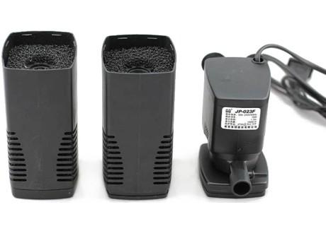 Внутренний фильтр для аквариума SunSun JP-023F