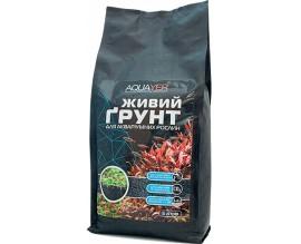Живой грунт для аквариума Aquayer, 5 л