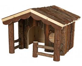 Дом для грызуна Trixie Knut деревянный (61981)
