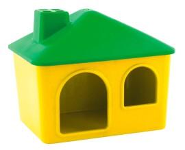 Дом для хомяка Природа пластиковый (PR240277)
