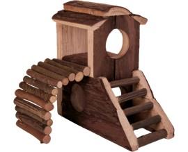 Дом для хомяка Trixie деревянный (6113)