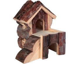 Домик для грызуна Trixie Bjork деревянный (6176)