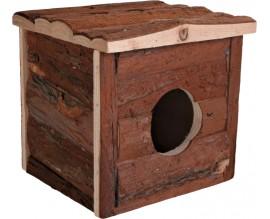 Домик для грызуна Trixie Jerrik деревянный