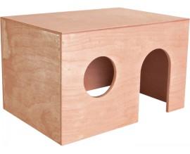Домик для морской свинки Trixie деревянный (60862)