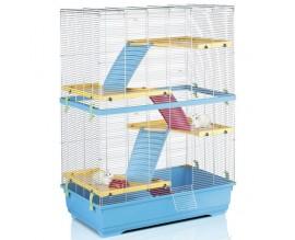 Клетка для грызунов Imac Rat 80 Double голубая