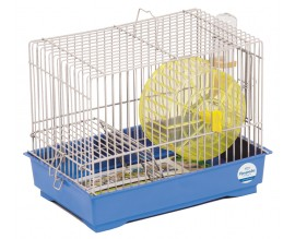 Клетка для грызунов Природа Давид-1 с колесом (PR740478)