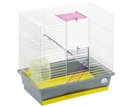 Клетка для грызунов Природа Гоша с колесом (PR740477)