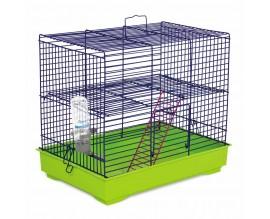 Клетка для грызунов Природа Микки с лесенкой (PR241525)