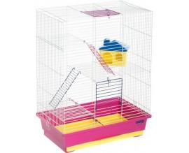 Клетка для грызунов Природа Нюра с домиком (PR740481)