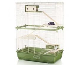 Клетка для крыс Imac Rat 80 Double зеленая