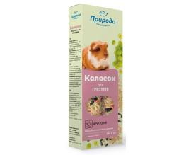 Колосок для грызунов фруктовый, 140 г (PR740057)