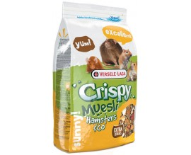 Корм для грызунов Versele-Laga Crispy Muesli Hamster