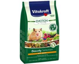 Корм для хомяков Vitakraft Emotion Beauty 600 гр