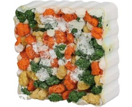 Минерал для грызунов Trixie овощи/водоросли, 80 гр (6016)