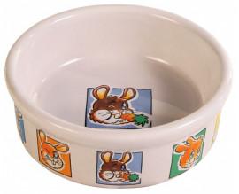 Миска для кролика Trixie керамическая (62953)