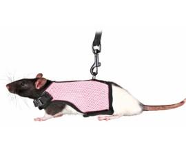 Поводок шлея для крыс Trixie (61511)