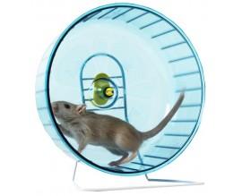 Тренажер колесо для хомяков и крыс Savic РОЛЛИ (Rolly Giant+Stand), 27,5 см