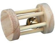 Валик для хомяка Trixie деревянный (6184)