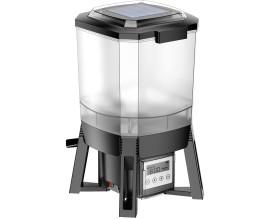 Автоматическая кормушка для прудовых рыб SUNSUN CFF 206