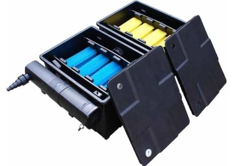 Фильтр для пруда SunSun CBF 350 B-UV