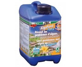 Препарат для уничтожения водорослей в пруду JBL AlgoPond Forte