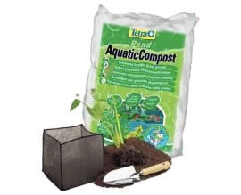 Удобрение для прудов Tetra POND Aquatic Compost, 8 л