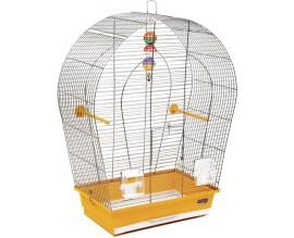 Клетка для птиц Природа Арка большая хром (PR740485)