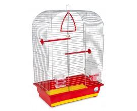 Клетка для птиц Природа Аурика хром (PR740487)
