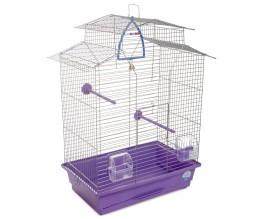 Клетка для птиц Природа Изабель-2 хром (PR241478)