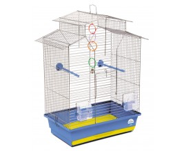 Клетка для птиц Природа Изабель-2 хром (PR740491)