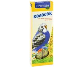 Колосок для попугая Природа Луговые травы 140 г (PR740027)