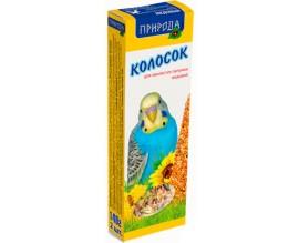 Колосок для попугая Природа Медовый, 140 г (PR740022)