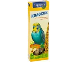 Колосок для попугая Природа мультивитамин, 140 г (PR740020)
