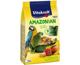 Корм для американских попугаев Vitakraft Amazonia, 750 г