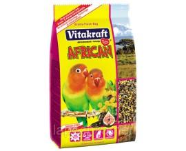 Корм для маленьких африканских попугаев Vitakraft African, 750 г