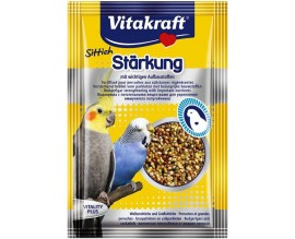 Витаминная добавка с биотином для аппетита всех попугаев Vitakraft, 30 гр