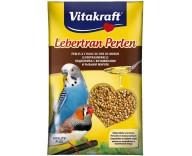 Витаминная смесь для попугаев Vitakraft Perlen с рыбьим жиром, 20 гр