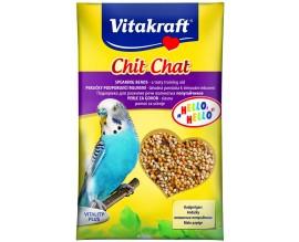 Витаминная смесь для стимулирования речи попугаев Vitakraft Perlen, 20 гр