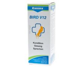 Витаминный комплекс для птиц Canina BIRD V12, 25 мл