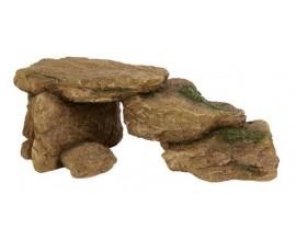 Декор для террариума Скала Trixie 15,5 см (8864)